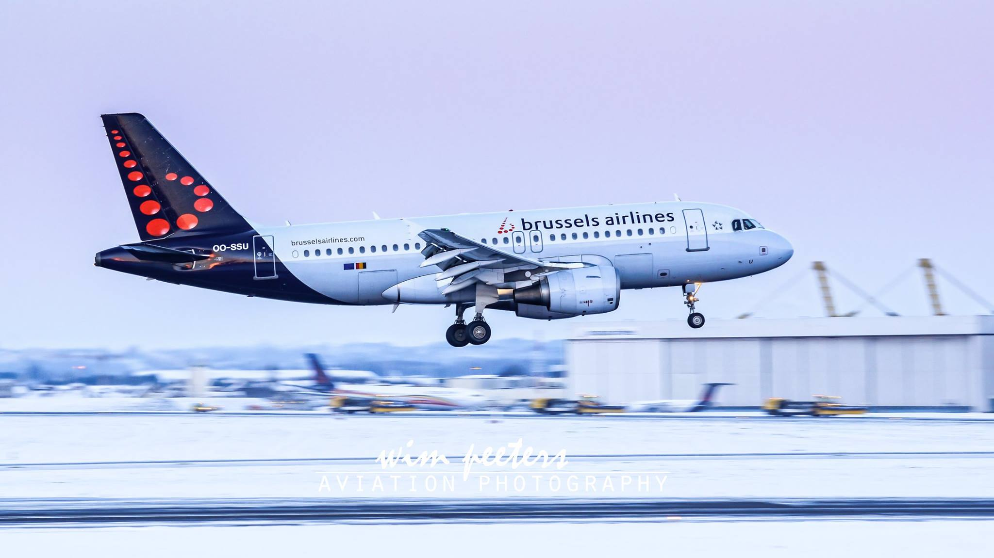 Brussels Airlines to operate a one-off Airbus A319 to