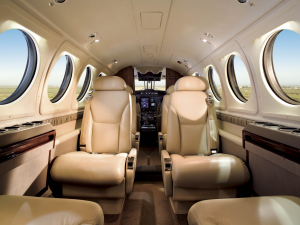 Beechcraft King Air 250 - Take Air
