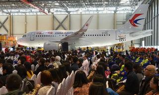 200th Airbus in Tianjin