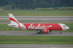 AirAsia Indonesia Flight QZ8501 Airbus A320-216; PK-AXC copyright wikipedia