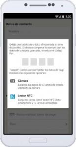 Vueling App screenshot 2