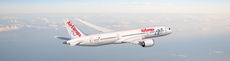 Air europa announces order for 14 boeing 787 9 dreamliners for Interior 787 air europa