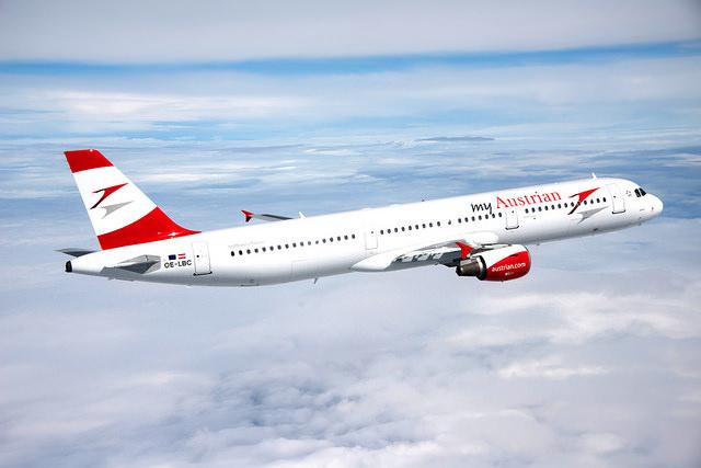 Austrian A321