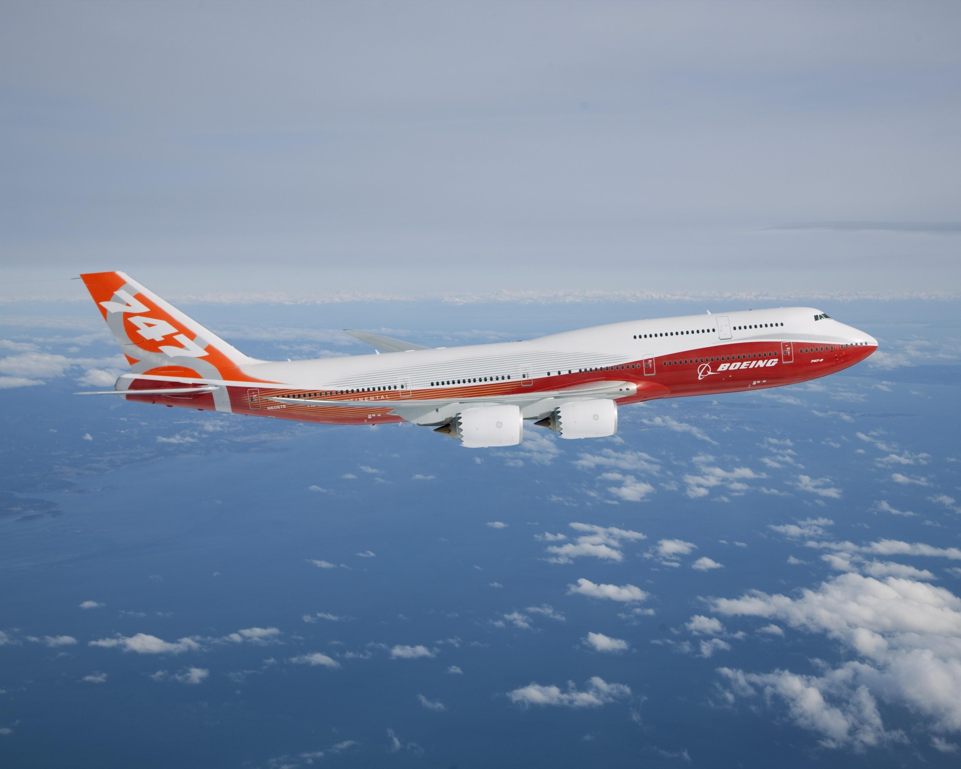 747-8I First FlightK65204-01