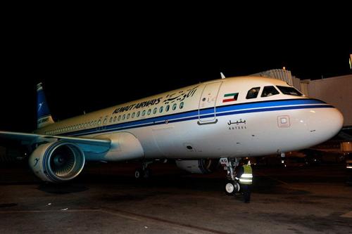 Kuwait Airways A320
