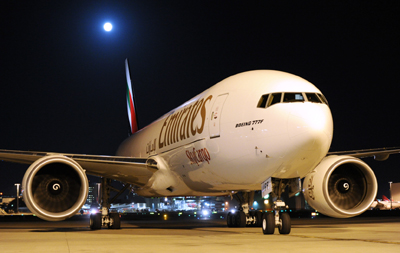 Emirates SkyCargo contributed 15 percent to Emirates' total transport revenue 3 li_tcm133-2369436