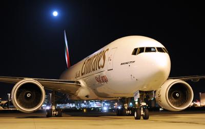 Emirates SkyCargo contributed 15 percent to Emirates' total transport revenue 3 li_tcm133-2369436
