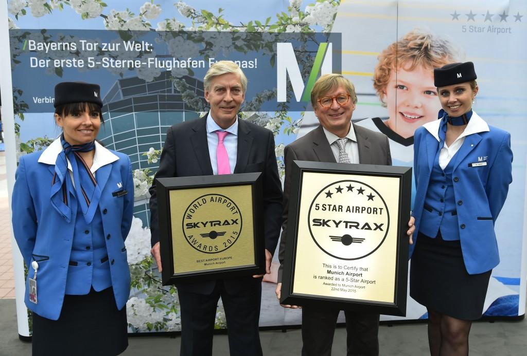 Munich 5-Star Award