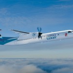 Luxair aircraft loses an engine cowling panel during take-off: The flight to London-City took place without problems