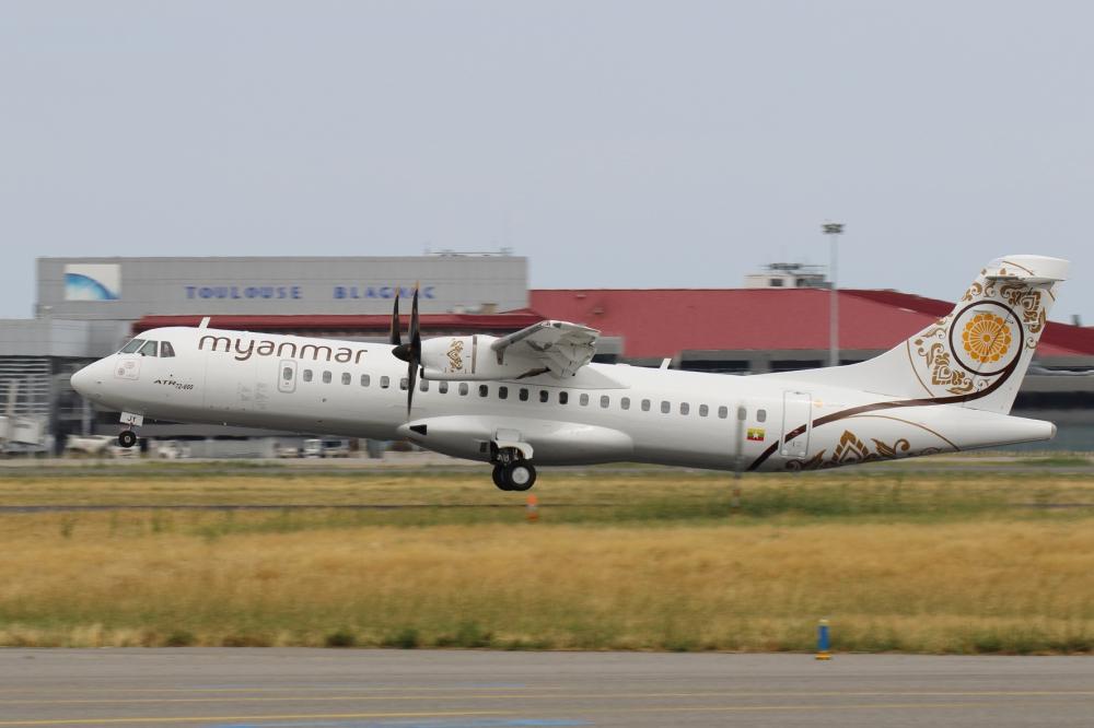 ATR72-Myanmar