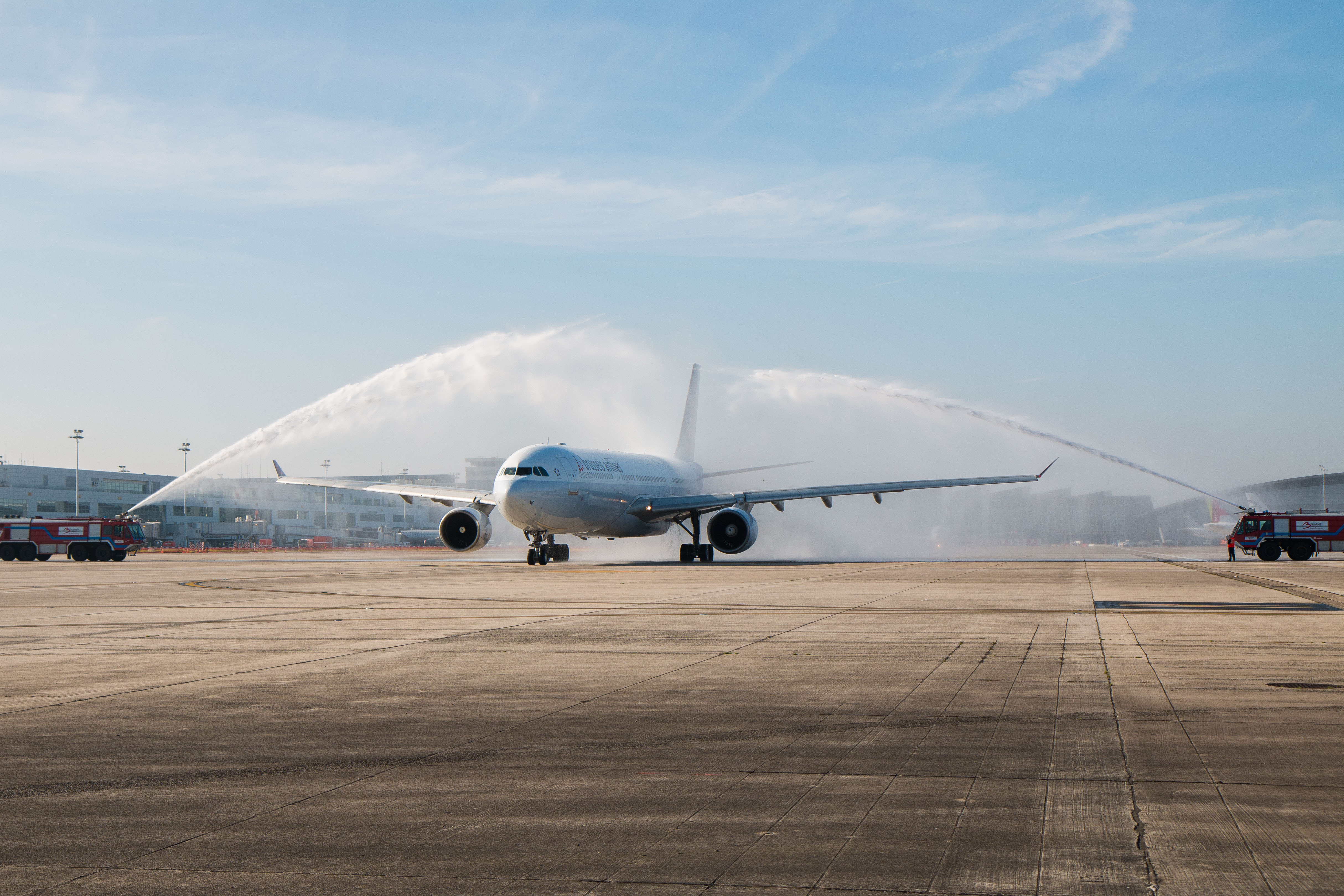 Brussels Airlines connects Accra (Ghana) with Brussels Airport
