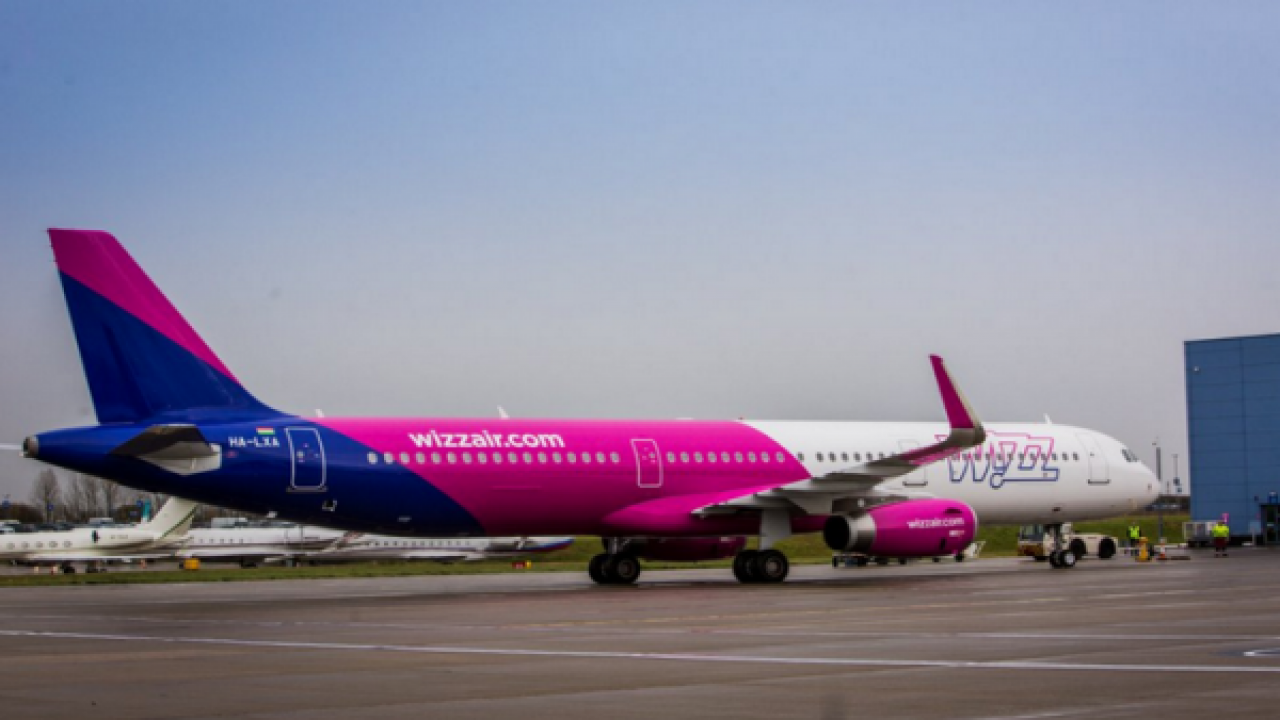 Wizz Air Further Expands Its Network From Vienna With Two New Routes To Eindhoven And Malaga Aviation24 Be