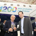 Embraer delivers its 1,200th E-Jet to Azul