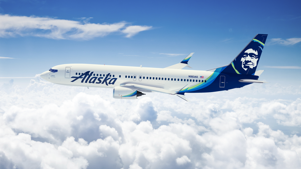 Alaska Airlines jet forced to land due to naked man in