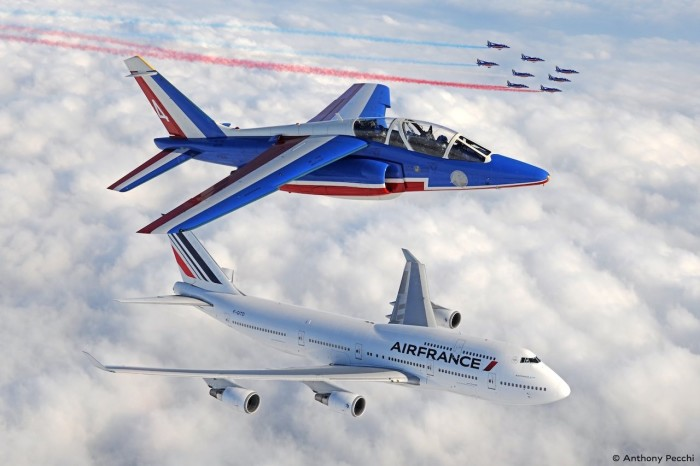 747-Air-France-patrouille-France