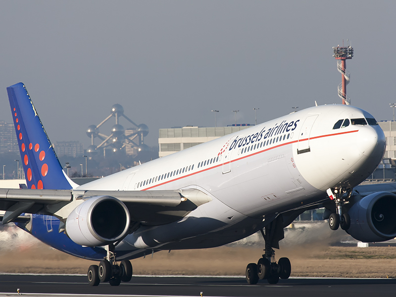 Brussels Airlines A330