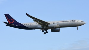 Brussels Airlines OO-SFX
