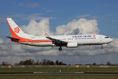 OKAir 737-800 N594MS
