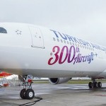 Turkish Airlines' 300th aircraft is an Airbus A330-300