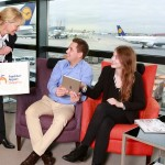Fraport and Lufthansa launch joint digital shopping experience for travellers at Frankfurt Airport