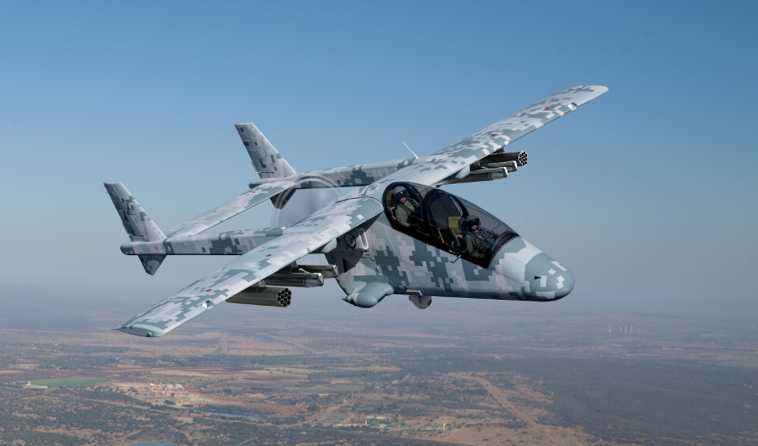 Boeing And Paramount To Collaborate On Light Multi Role Aircraft