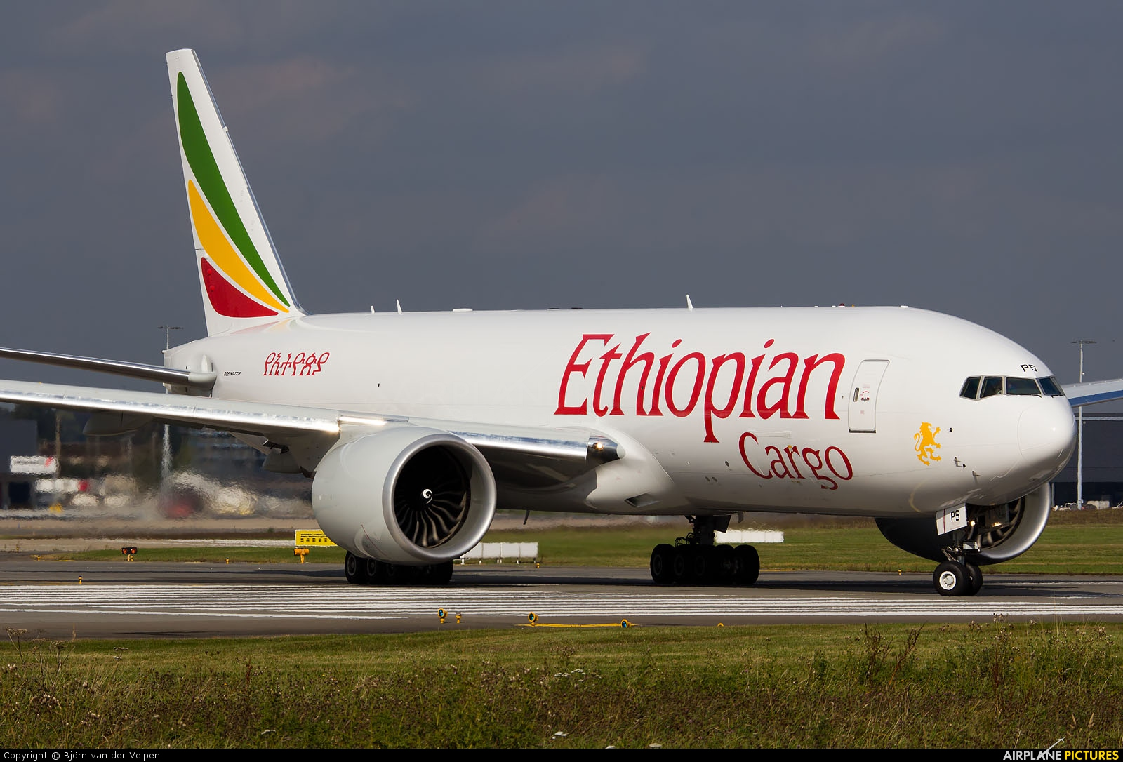 Ethiopian Airlines takes delivery of its 8th Boeing 777