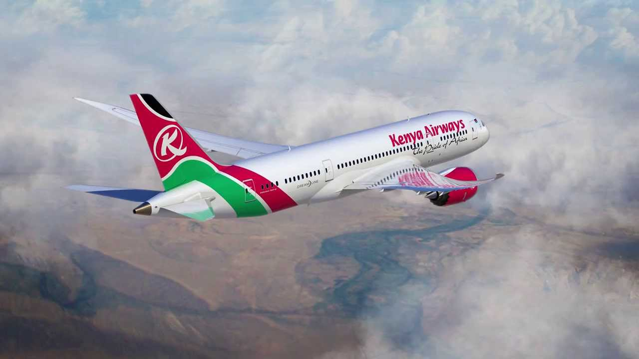 Klm And Kenya Airways Have Signed An Extended Sales Agreement