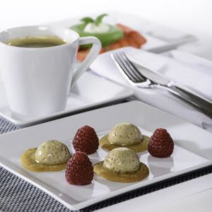 Star chef Dimitri Marit takes to the skies with Brussels Airlines