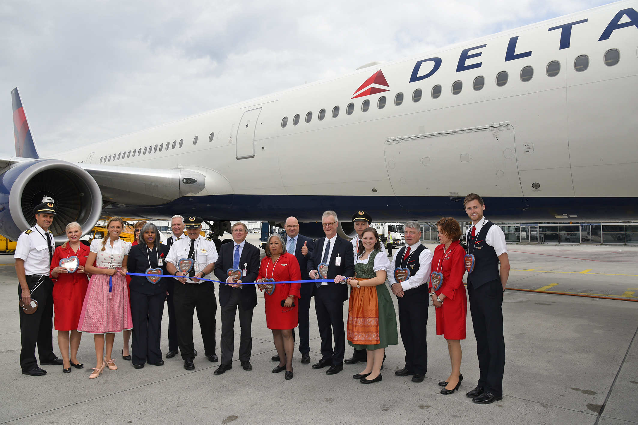 Delta Air Lines adds Munich to global route map with a new daily – Delta Travel Map