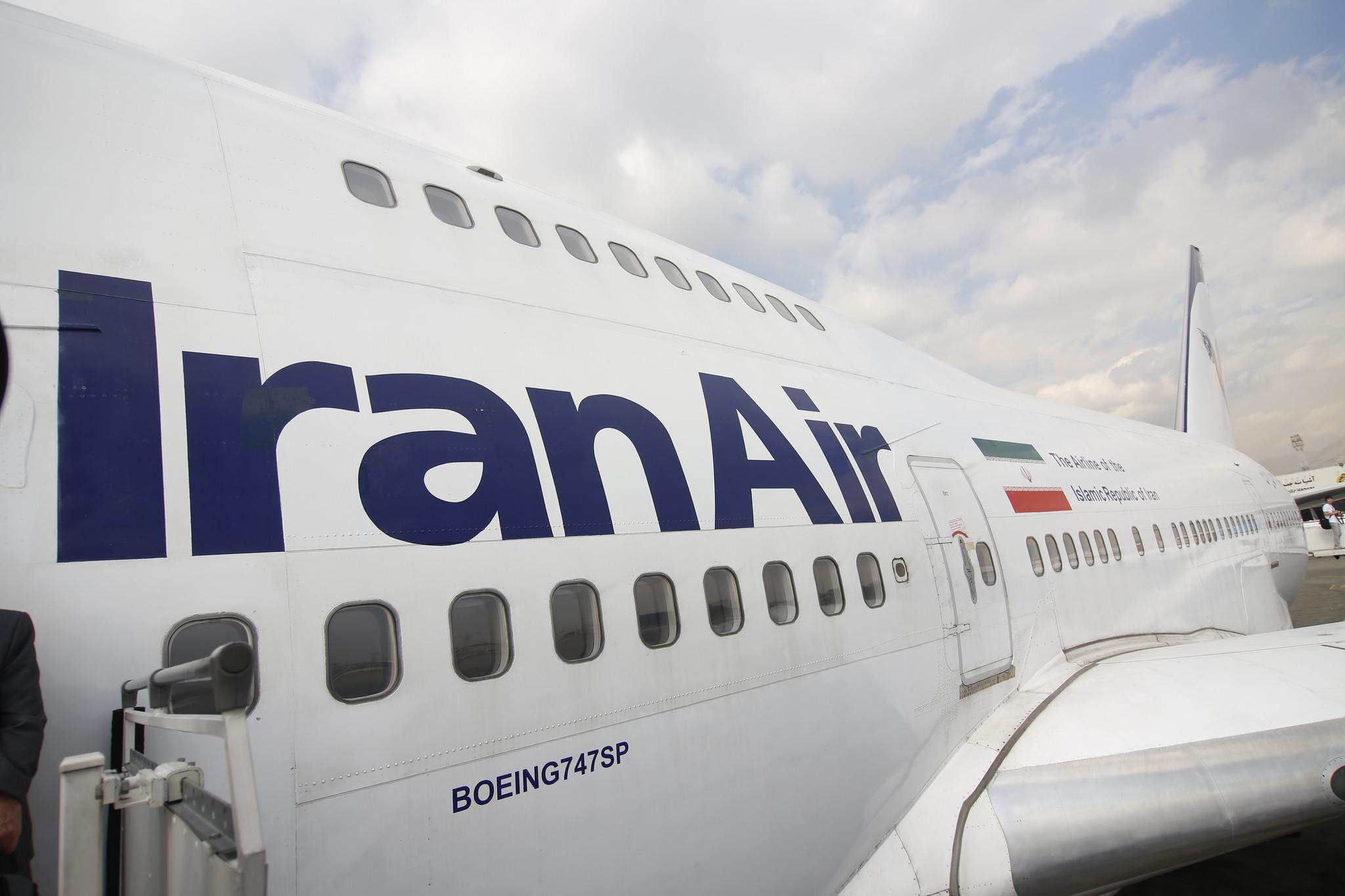 Iranair Boeing Reach Airplane Purchase Agreement Aviation24