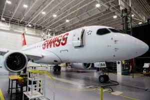 Bombardier C Series CS100