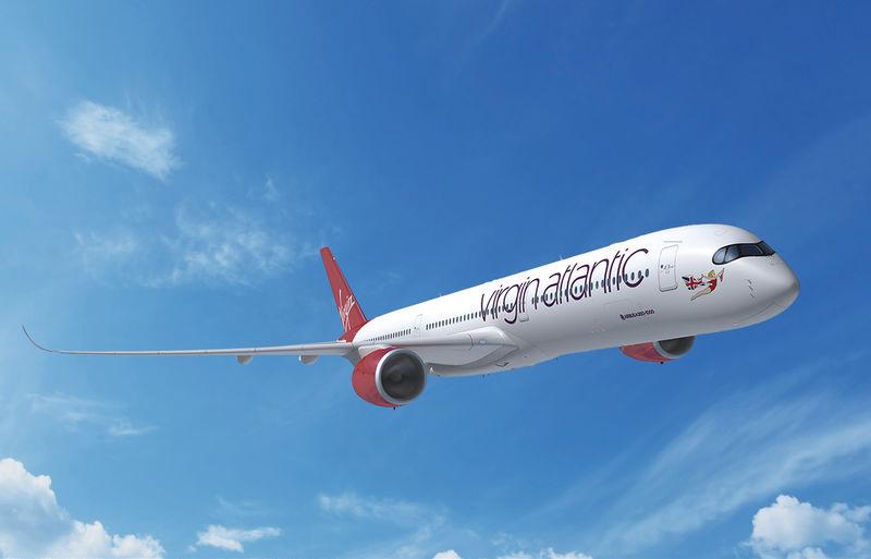 2016 07 11 - Airbus A350 Virgin Atlantic - 01