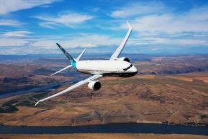 Boeing 737 MAX Flight Demonstration Video - 01