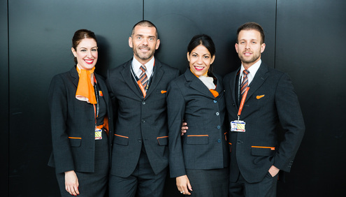 Easyjet To Recruit More Than 1 200 New Cabin Crew