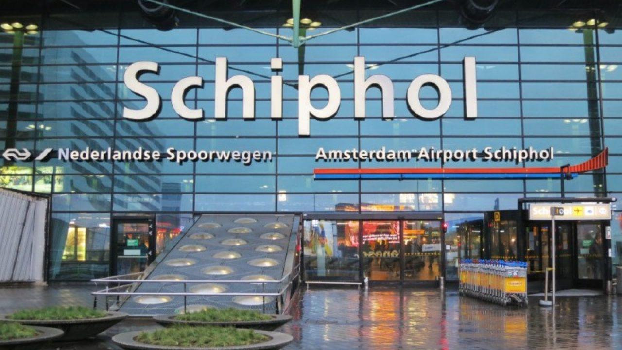 """Аеродромот """"Шипхол"""" се подготвува со ладилници и за дистрибуција на вакцините против COVID-19"""