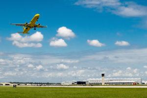 Spirit Airlines - First Flight - A320