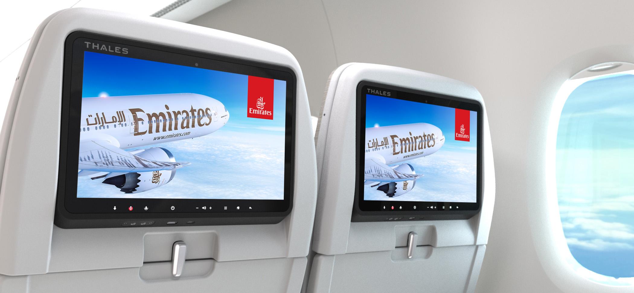 emirates thales