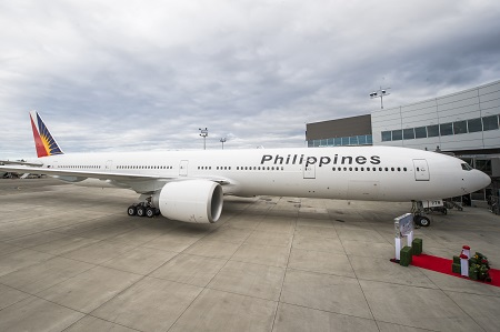 Phillipine Airlines 7th 777 Delivery / 75th Anniversary October 27th and 28th 2016 OLSON KAITLYN (2783359) rms303565 nef2016