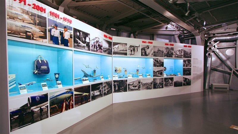 Atomium Expo - Sabena Travel in style