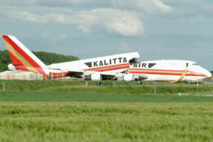 Kalitta Air Boeing 747 crash at Brussels Airport