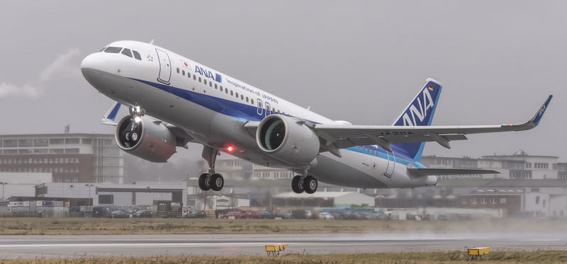 Image result for ANA Airways A320neo