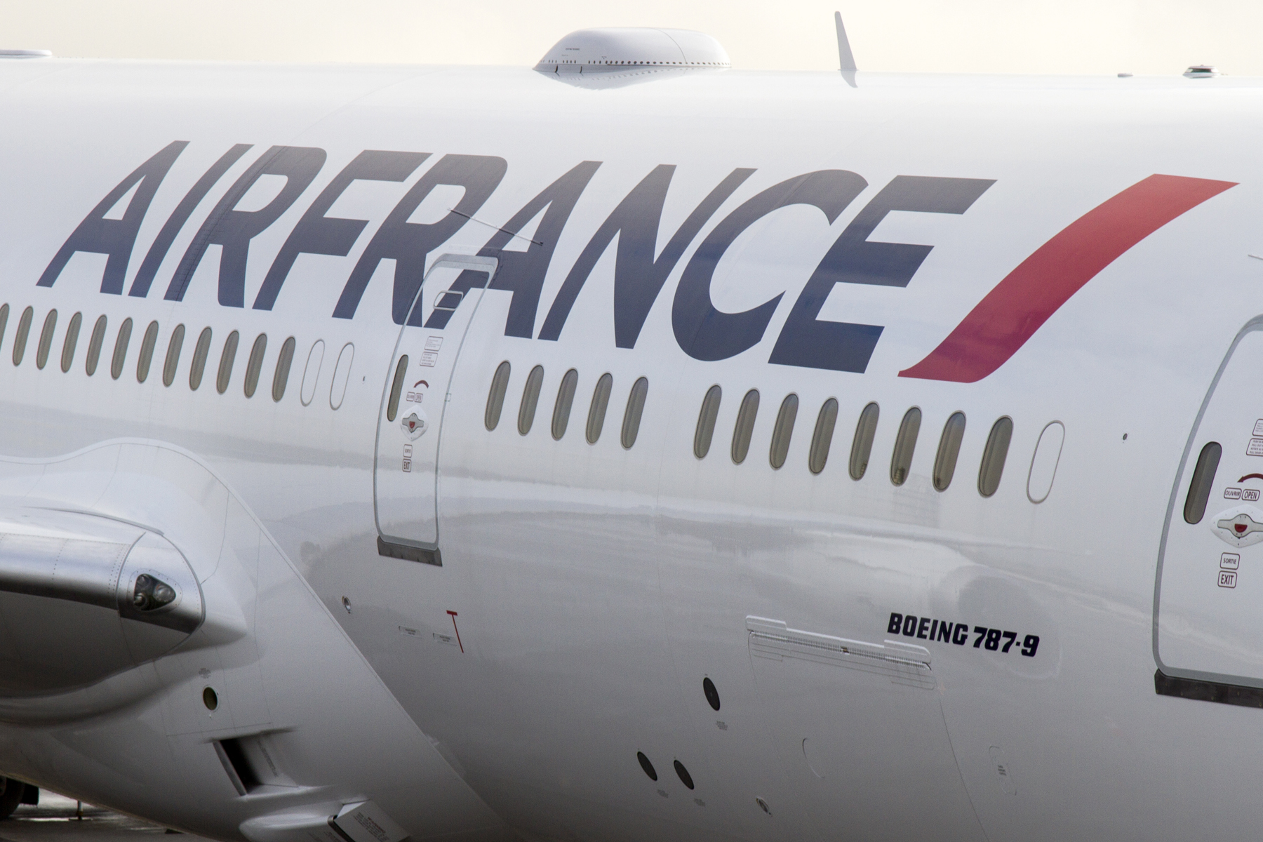 Trip Report: Air France Boeing 787-9 Dreamliner Welcome Flight -  Aviation24.be
