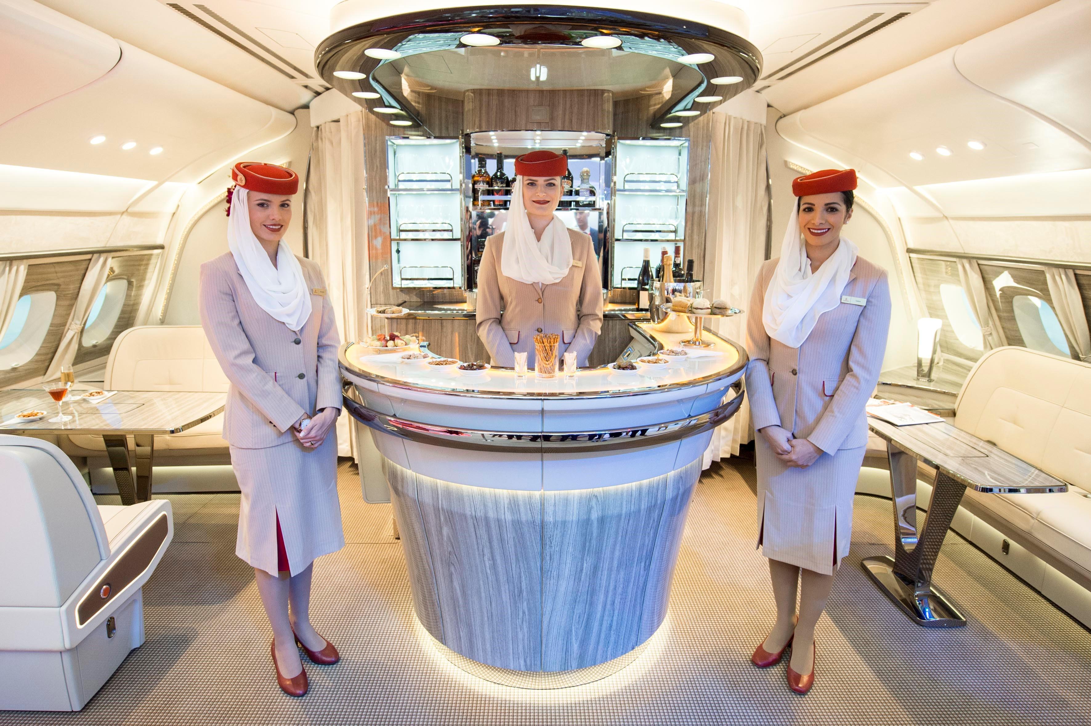 Dubai based Emirates Airlines is hiring cabin crew members