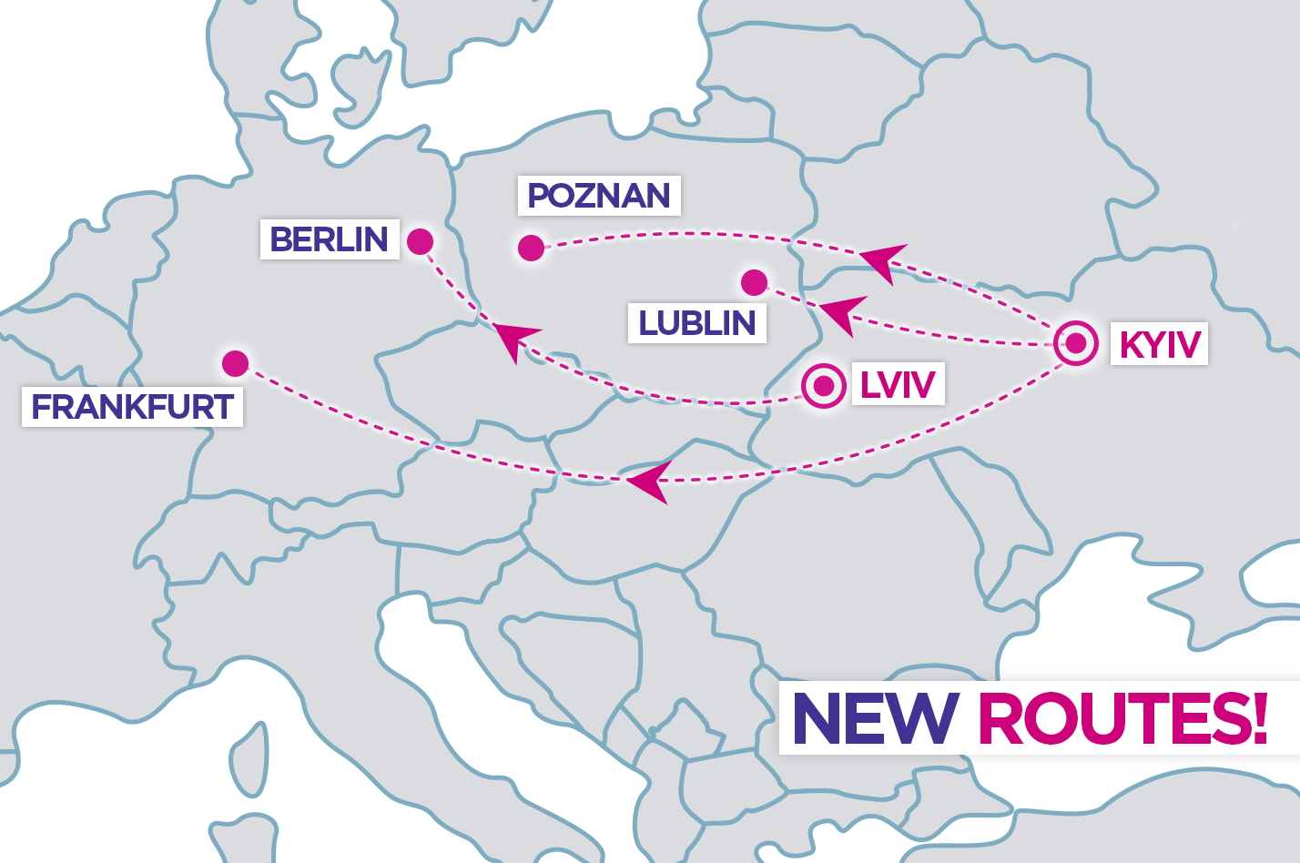 Wizz Air Announces Further Expansion Of Its Low Fare Network In Ukraine Aviation24 Be