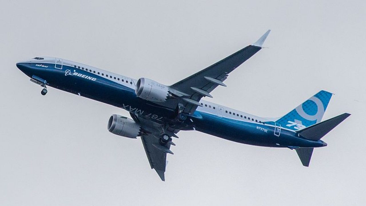 Boeing demonstrated the proposed 737 MAX MCAS update before 200