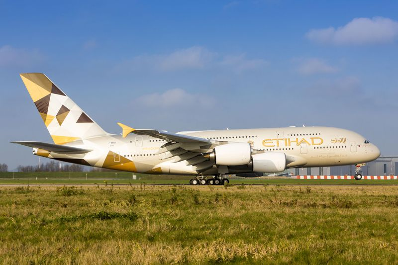 Etihad airways to launch a380 flights to paris for Flights to paris today