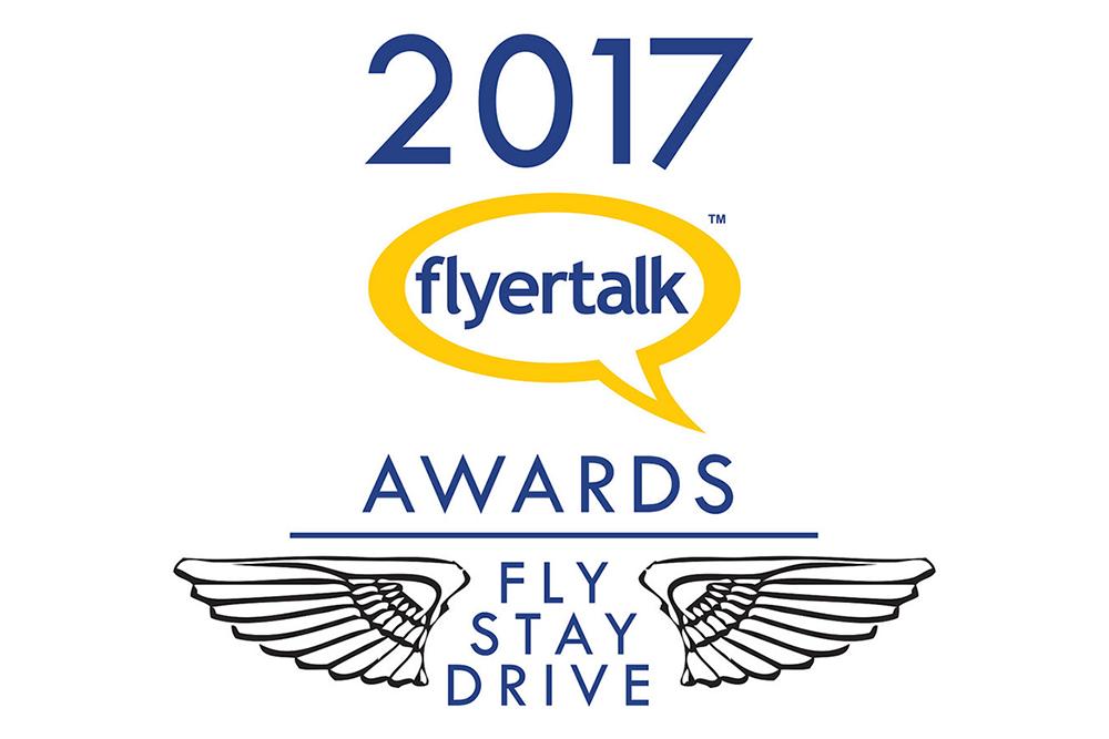 Flyertalk Awards 2017
