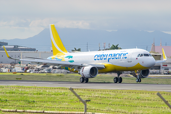 Cebu Pacific to lease five A320neo from Avolon