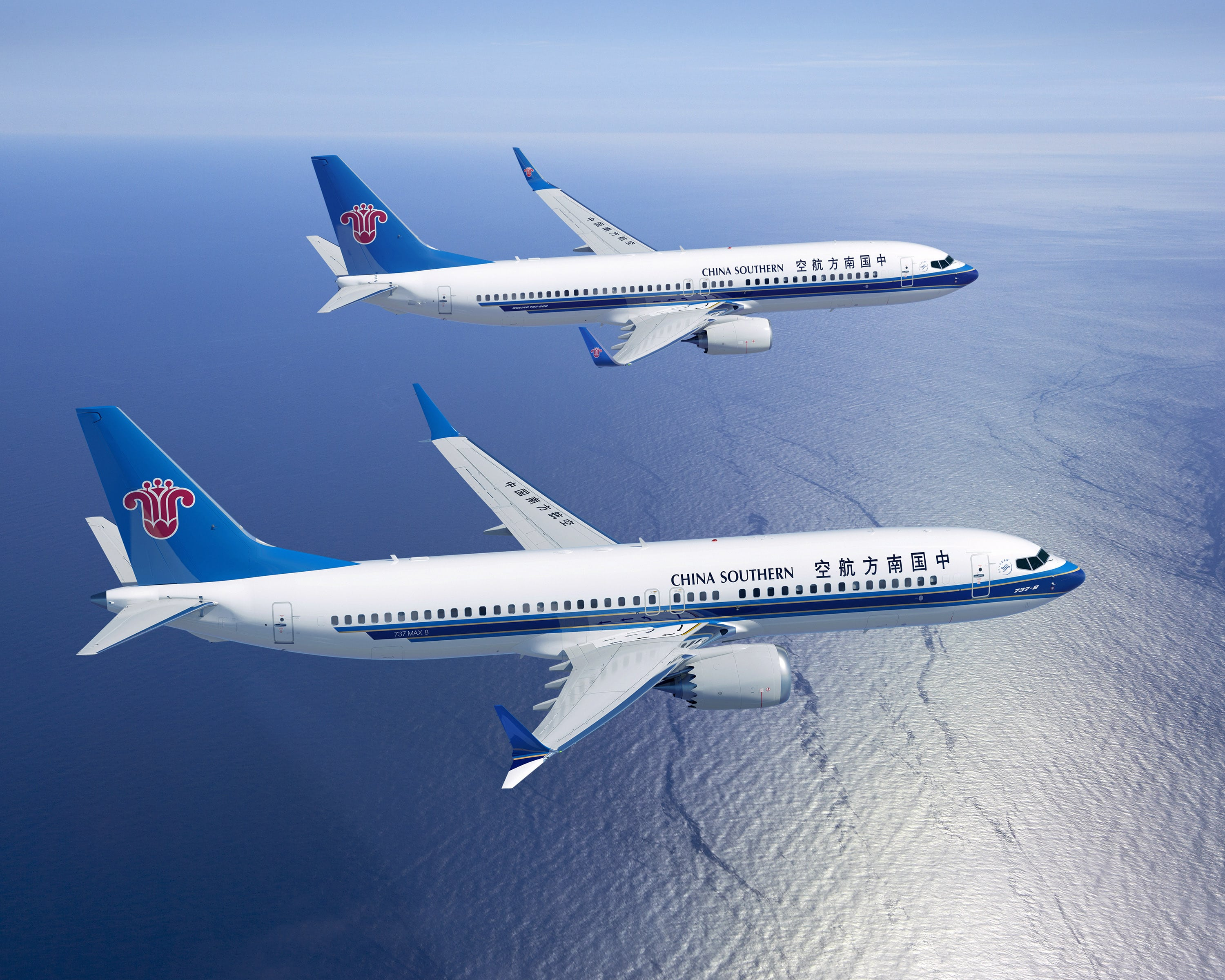 China Southern Airlines to take 38 Boeing jets including 777-300ER's