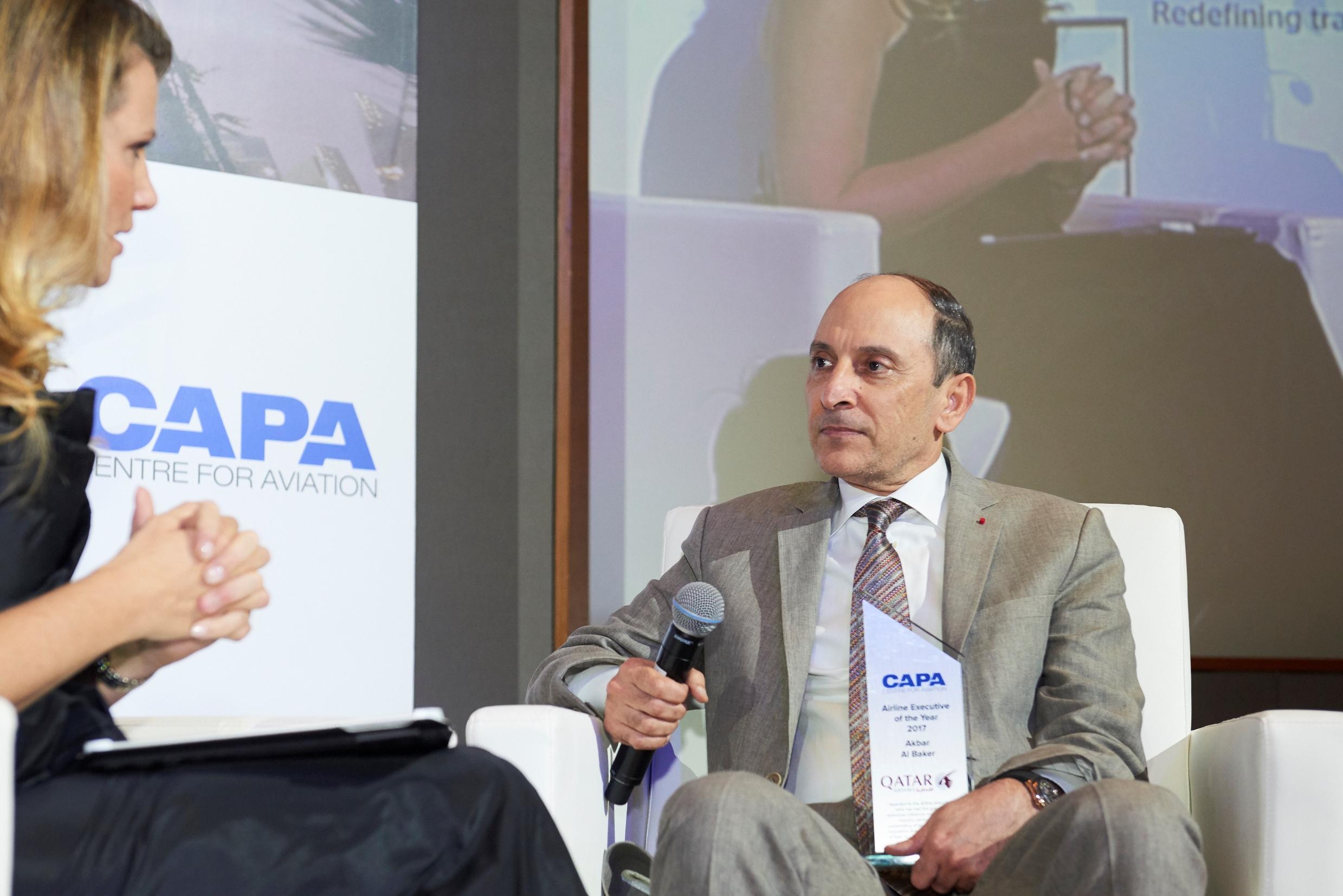 Qatar Airways Group Chief Executive Named 'Aviation